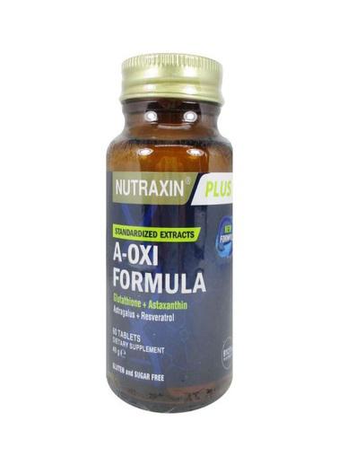 Nutraxin Nutraxin A-Oxi Formula 60 Tablet Renksiz